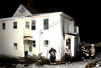 Fitchburg Ma - 3 Alarms - December 4 2012