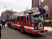 Funeral of Bostons Lt. Edward Walsh &  Ff Michael Kennedy - April 4&5 2014