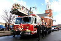 Funeral of Worcester Ff Christopher Roy - December 15 2018