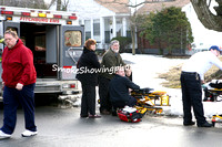 Fitchburg Ma - Working Fire - January 1 2011