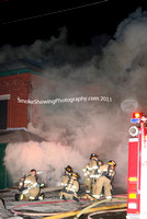 Clinton Ma - 4 Alarms - January 11 2011