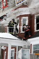 Leominster Ma -  3 Alarms - March 5 2011