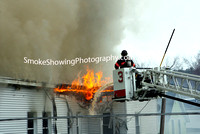 Fitchburg Ma - 2 Alarms - April 8 2011