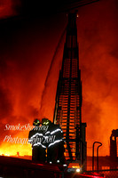 Woonsocket RI - 8 Alarms - June 7 2011