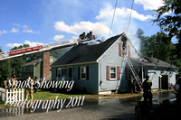Chelmsford Ma - 2nd Alarm - August 29 2011