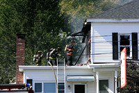 Fitchburg Ma - 2 Alarms - September 17 2011