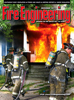 Fire Engineering Magazine - Dec Cover - December 2011
