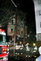 Worcester Ma - 3 Alarm Firefighter Fatality - December 8 2011