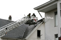 Worcester Ma - 2 Alarms - March 31 2010