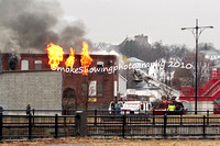 Worcester Ma - 3 Alarms - March 22 2010