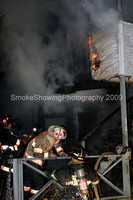 Fitchburg Ma - 2 Alarms - January 10 2009