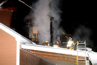 Phillipston Ma - 2 Alarms - January 1 2013