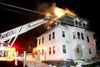 Fitchburg Ma - 2 Alarms - March 23 2013