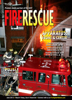 Fire Rescue June 2013 - Cover