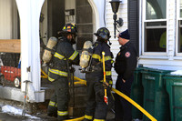 Fitchburg - Working Fire - February 14th