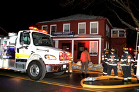Bolton Ma - Working Fire - February 10th