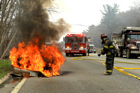 Fitchburg - Auto Fire - April 28th