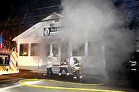 Leominster Ma - Working Fire - November 13 2013