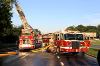 Baltimore County - Sturcture Fire - August 9th