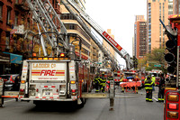 Manhattan -3 Alarms Box 1192 - November 10th