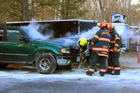 Lancaster - Car Fire - November 20th