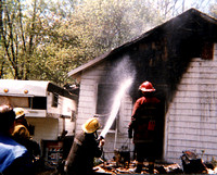 Leominster -Working Fire - May? 1980