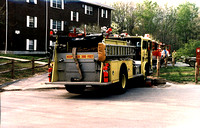 Leominster - Working Fire - May 1983