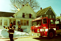 Leominster - Working Fire - February 24 2001