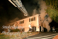 Leominster Ma - Working Fire - December 2 2011