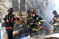 Leominster - Working Fire - February 13th