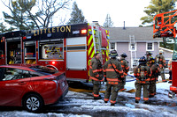 Littleton - Working Fire - January 30th