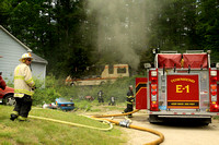 Townsend - Working Fire - June 11th