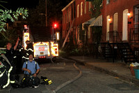 Baltimore - Working Fire - August 10th