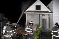Leominster - Working Fire - March 30th