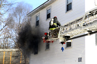 Leominster - Working Fire - January 6th