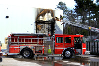 Devens - Working Fire - March 13th