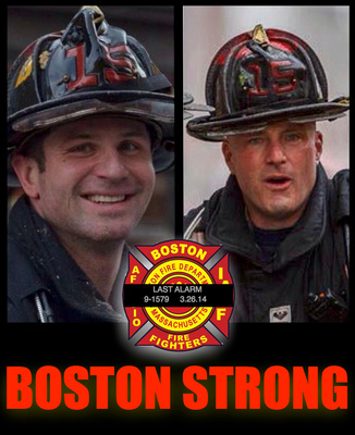 Smoke Showing Photography: Boston Ma - 9 Alarms 2 LODD's - March 26 2014 &emdash;